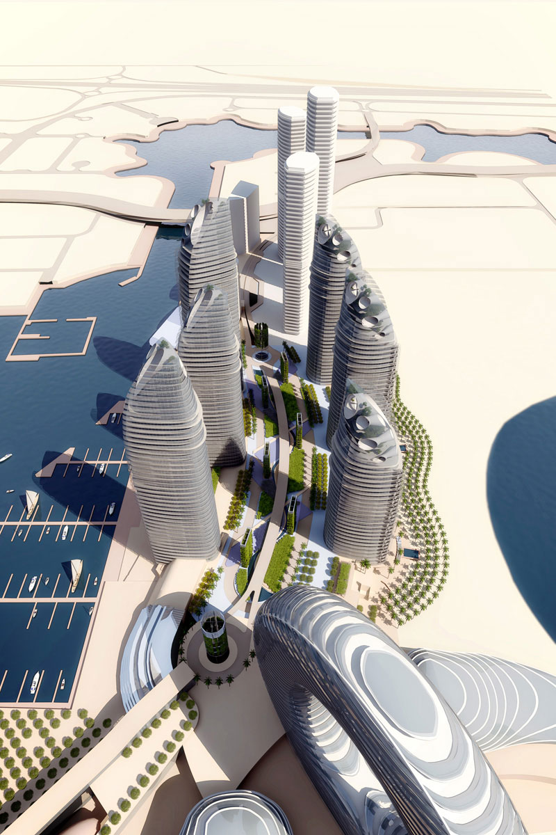 DubaiPromenade_Aerial#16FDC